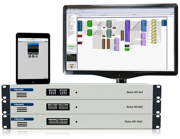 DSP-Line Solus NX