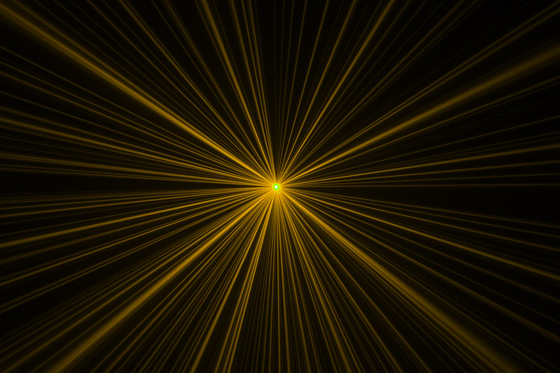 Laserworld_EL-300RGB_-_Beams_in_yellow